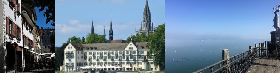 Reiseleiter Ausflug Bodensee, Stadtführung Konzil Konstanz, Konstanz Tourismus
