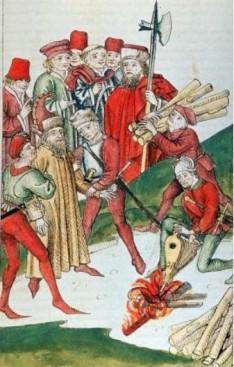 Hieronymus Prag, Jan Hus, Stadtführung Konzil Konstanz