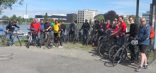 Fahrradtour Bodensee Konstanz, Rad Fahrrad Konstanz, Radausflug Bodensee, Stadtführung Konstanz