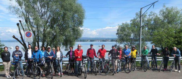 Radler Bodensee, Fahrrad Bodensee, Helmut Bischoff