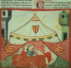 Geburt Friedrich II, Kaiser, Konstanz Stadtführer