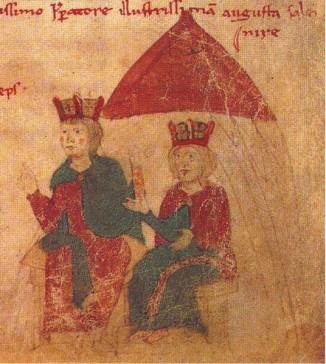 Heinrich VI, Konstanze von Sizilien, Geschichte Konstanz