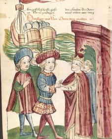 Otto IV, Papst Innocenz III, Bischofsstadt