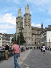 Stadtführung Konstanz, Stadtführung Zürich